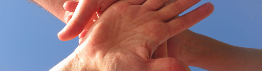 Handen hands