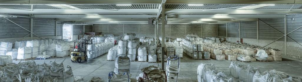 loods warehouse bigbag