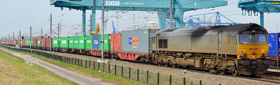 Railway trein