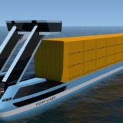 Embassy Freight Rotterdam Electric Inland Vessel