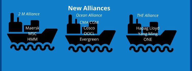 New Alliances 1 April 2018