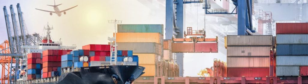 Seafreight and airfreight